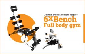 6x-bench